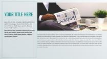 简约高端企业策划商务汇报公司宣传培训讲座总结计划示例6