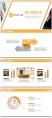 大气简洁商务通用模板示例5