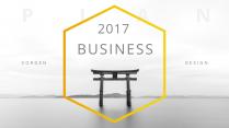 【时尚商务】黄橙时尚简约杂志风工作汇报PPT模板