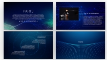 互联网的世界~满屏的科技感示例6