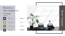 【商务英伦】黑金大理石杂志创意视觉严肃优雅模版示例6
