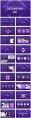【创意粒子】大气简约工作汇报多用途模板示例3