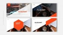 【ELEGANT】簡約創意商務PPT模板四套合集示例3