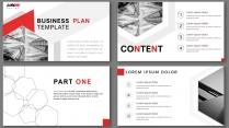 画册级商务计划模板【简洁实用PPT模板38】示例3