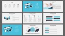 简约高端总结计划工作报告企业培训活动策划商务设计示例3