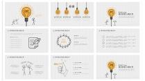 创意手绘风商务汇报计划总结培训讲座教育教学PPT示例3