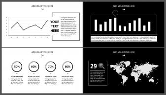 网页风格·欧美·简约·大气商务模板示例6