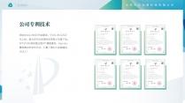 【商务】清新简洁实用主义商业计划书2示例7