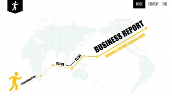 精致简约系列商务总结模板