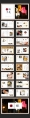 【一个册子】日式文艺美食画册模板示例5