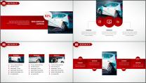大气红色拉链创意企业介绍工作汇报PPT模板示例7