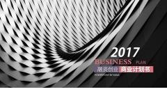 精彩商务系列2——商业计划书、总结汇报通用