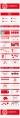 【动画演示】红色喜庆年终总结新年计划模板01示例3