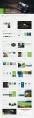 【画册风合集】大气简约工作实用型PPT模板(含4套示例5