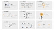 创意手绘风商务汇报计划总结培训讲座教育教学PPT示例4