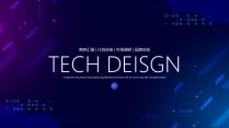 """""""未来已来""""科技互联网公司企业产品工作PPT(四)"""