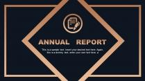 黑金典雅—高端工作總結計劃商務PPT