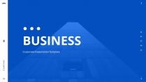 商务企业公司汇报总结PPT模板