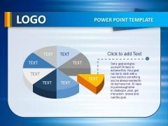 蓝色商务——汇报、总结、通用类ppt 模版示例5