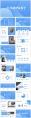 【极简设计】现代商务工作总结汇报多用途模板示例3