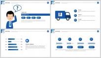 【极致商务】视觉差公司企业策划工作汇报PPT示例6