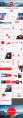 大气美观红色企业公司工作总结PPT模板二示例8