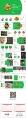 【美食•简约】大气时尚欧美风图文混排PPT模板01示例3