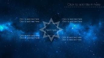 【动态 大气 商务】唯美星空超实用IOS风格系列2示例6