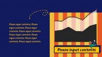 【卡通几何风】多彩年度工作汇报PPT模板示例6