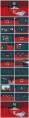 【红】长歌行中国风总结汇报模板示例5
