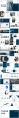 【杂志风】36P深蓝高端商务杂志风PPT模板示例5
