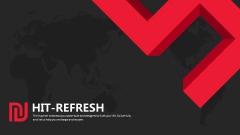 【给力PPT】红白大气商务图文混排通用模板第二弹