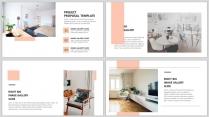 【时尚•简约】杂志式排版PPT模板05(占位符)