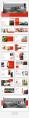 【极简风】4套热卖极简风杂志PPT模板合集3示例6