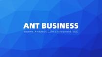 「ANT出品_不將就系列」經典商務創意幻燈片