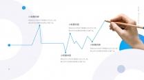 「简。」清新雅致商务极简风模板示例7