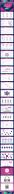 简约实用网页导航红色蓝色项目产品汇报数据图表模板示例8