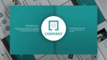 简约高端企业策划商务汇报公司宣传培训讲座总结计划