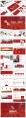 【RED】红色(四十)商务工作报告模板【202】示例7