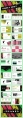[ 街头日记 ] 简约欧美杂志风活力多色ppt模板示例8