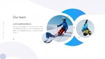 「简。」清新雅致商务极简风模板示例4