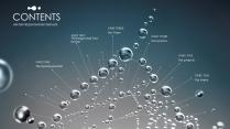 【水】质感高端创意可视化多功能多排版时尚模板示例4