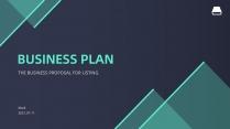 【K计划】策略商业计划书ppt