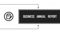 黑色线条04—高端简约工作总结计划商务PPT