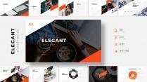 【ELEGANT】简约创意商务PPT模板系列02