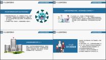 新型冠状病毒肺炎防疫防治医疗医学工作PPT示例5