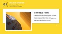 【你是真的黄】设计感商务实用多用途模板2示例4