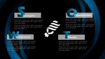 【科技蓝光】欧美简约实用商业计划书项目报告示例7