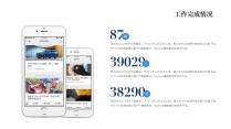 【商务】蓝色极简年终总结及工作规划14示例7