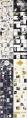 【简约商务】大理石现代创意排版总结报告模板【含四套示例3